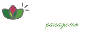 Arte Vegetal Paisagismo Logotipo